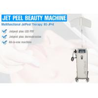 Buy cheap Highly Effective Oxygen Jet Peel Machine Skin Beauty Machine With Ozone Output from wholesalers