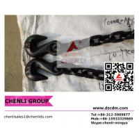 Wholesale Grade 80 chain with eye garb hook w/wing from china suppliers