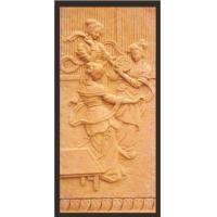 Wholesale 2015 hot sell artificial sandstone wall relief QG-R0017 from china suppliers
