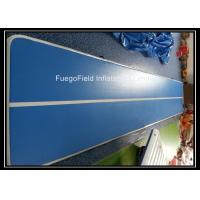 """Wholesale 4"""" 8"""" 13"""" Thinkness Waterproof Outdoor Gymnastics Air Track For Home from china suppliers"""
