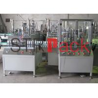 Wholesale Aerosol Filling Machine Automatic line for Cooking Gas and Whipped Cream Aerosol from china suppliers
