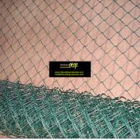 Wholesale Green Vinyl coated Chain Link Fencing(chainlink fence), China Fencing supplier from china suppliers