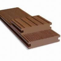 Quality Decking Board for Outdoor Use, CE- and ASTM-certified, Measures 150 x 25mm for sale