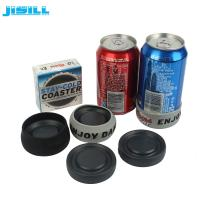 Wholesale Thermal Mini BPA Free Round Cold Gel Beer Holder Cooler For Beer Cooler from china suppliers