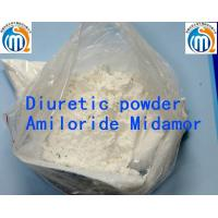 Wholesale No Side Effect Body building Diuretic powder Amiloride Midamor 99% Min from china suppliers