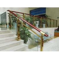 Quality inox handrail baluster / inox baluster base plate / inox baluster for sale