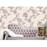 Wholesale Korean Style 1.06*10m Economical Soundproof Living Room Wallpaper from china suppliers