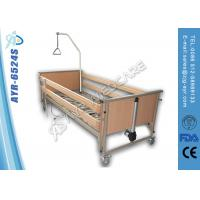 Wholesale Foldable Medicare Electrical Homecare Bed Five Functions For Elderly from china suppliers