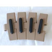 Wholesale LF880-RT-TAB PLASTIC FLAT TOP CONVEYOR CHAINS WITH RUBBER INSERTS RUBBER FRICTION CONVEYOR CHAINS from china suppliers