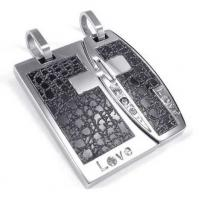 Wholesale Tagor Stainless Steel Jewelry Fashion 316L Stainless Steel Pendant for Necklace PXP0060 from china suppliers