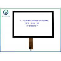 Wholesale Touch Screen Lcd Panel For Touch Handheld Devices , 16:10 COF Type GT928 Controller from china suppliers