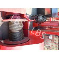 Oil Field Downhole Operation Offshore Winch Workover Rig Winch Steel Wire Rope