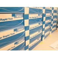 Buy cheap SIV Ag - Swine Influenza Virus Ag Rapid Test for Animal Tests from wholesalers