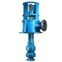 Small Volume Submerged Vertical Long Shaft Pump For Urban Sewage Treatment Plant