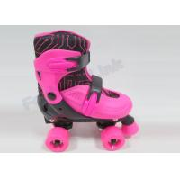 Wholesale Professional Girls Quad Roller Skates Inline Speed Skating Equipment XS S M L from china suppliers