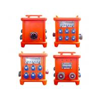 Wholesale MK2 48 Ways Portable Distribution Box MCB / RCD Overcurrent Protection from china suppliers