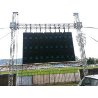 Wholesale SMD3535 1920Hz P6 Led Advertising Displays For Outdoor Adv / Show / Events from china suppliers