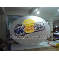 Wholesale Huge Two sides digital printed Oval Balloon with Good Elastic for Outdoor Advertising from china suppliers