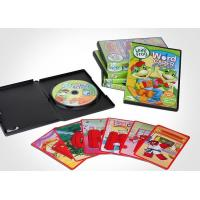 Wholesale LeapFrog Talking Words Baby Read DVD For Learning , English Language from china suppliers