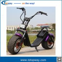 Wholesale 2017 High power brushless electirc new scooter electric motorcycle 1000w 1500w from china suppliers