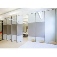 Wholesale Operable Movable Sound Proof Partitions for Office / Conference Room from china suppliers