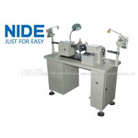 Wholesale Small Double flyer Armature Winding Machine ceiling fan , armature rotor Coil winding machine from china suppliers