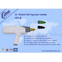Wholesale 1064nm & 532nm Q - Switch ND YAG  Laser  Tattoo Removal Machine Handle from china suppliers