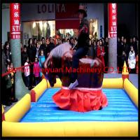 Wholesale wholesale inflatable mechanical bull, mechanical bull rodeo from china suppliers
