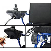 Wholesale High Quality aluminum lightweight electric wheelchair for disabled  D09 from china suppliers