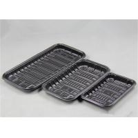 Wholesale Biodegradable Packaging PP Food Tray Polypropylene Material For Supermarket Fish Meat from china suppliers