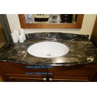 Wholesale Emperador Dark Marble Kitchen Countertops from china suppliers
