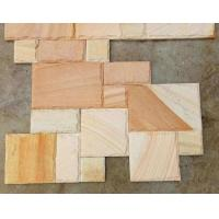 Wholesale Multicolor Sandstone Mushroom Face Wall Cladding,Sandstone Wall Tiles,Sandstone Wall Panels from china suppliers