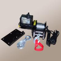 Wholesale 7000lb Electric Car Trailer Winch CE approved from china suppliers