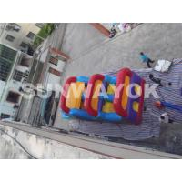 Wholesale Wonderful Outside inflatable bounce house obstacle course for hire EN71 from china suppliers