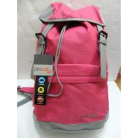 Wholesale Deawing backpack-sport s bagpack Procat Gray and Hot Pink Backpack from china suppliers