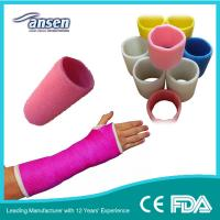 Wholesale Leading Manufacturer of orthopedic casting tape with CE & FDA certified from china suppliers