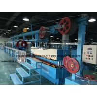 Quality FC PVC Plastic Extrusion Machine For Wire Dia 1.5-12mm With Extrusion Output 180kg/h for sale