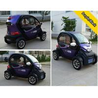 Wholesale 72V 1000W / 1200W / 1500W Brushless Motor Electric Passenger Car With Four Wheels from china suppliers