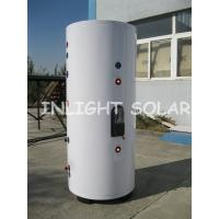Wholesale Big Capacity Indirect Solar Water Heater Tank With Double heat exchange from china suppliers