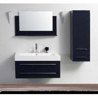 Wholesale Particle Board with Melamine Veneer Bathroom Cabinet  (PB-195) from china suppliers