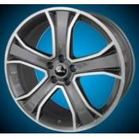 Wholesale Kin-163 22 Inch V-CH Full Painted Chrome Car Alloy Wheels Rims from china suppliers