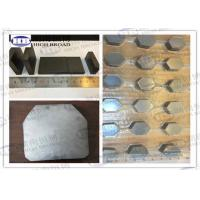Wholesale Boron carbide B4C / Silicon Carbide SiC Armor Ceramic bulletproof plates from china suppliers