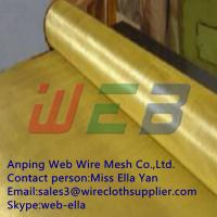 Wholesale copper wire mesh filter (Anping Factory) from china suppliers