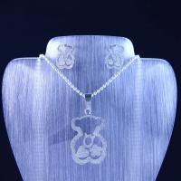 Wholesale High Quality Stainless Steel Jewelry Set LUS15-1 from china suppliers