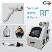 Wholesale Multifunctional Facial Fractional RF Machine For Skin Care / Wrinkle Removal from china suppliers