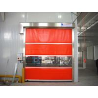 Wholesale Warehouse Rolling Shutter Gate , High Speed Industrial Garage Doors from china suppliers