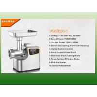 Wholesale Optional Digital Meat Grinder/meat mincer with air scoop/electric meat grinder GK-AMG199A from china suppliers