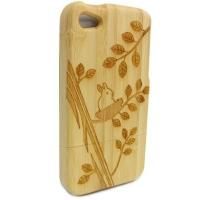 Wholesale Newest natural wooden bamboo phone case for iphone 5, wood case for iphone 5 from china suppliers