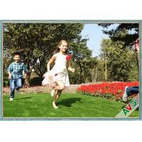 Wholesale 12000 Dtex Long Life Evergreen Landscaping Artificial Turf With 20stitches / 10cm from china suppliers