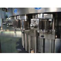 Wholesale 9KW 380V Carbonated Drink Filling Machine , 8000BPH liquid filling Equipment from china suppliers
